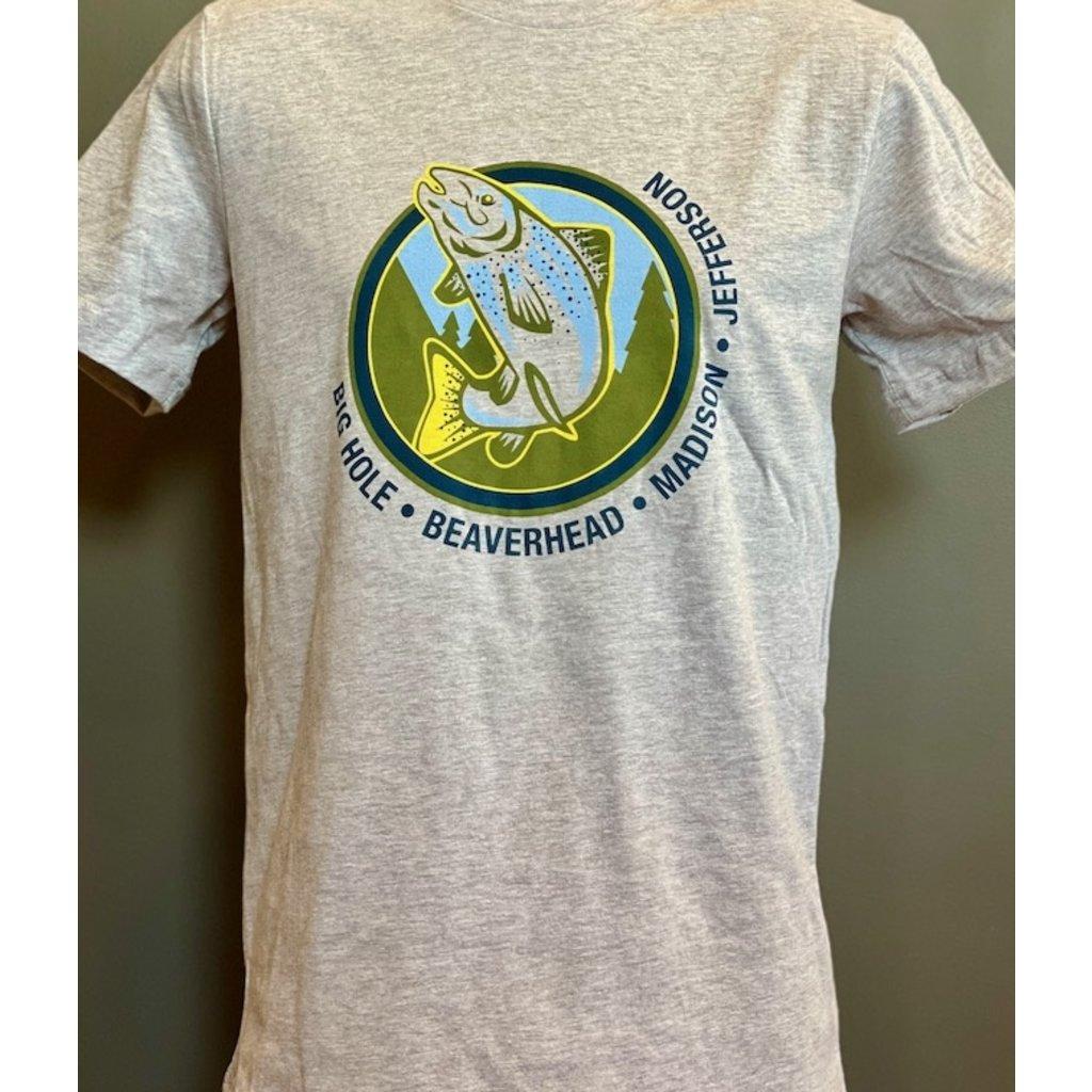 Frontline Design Rivers T-Shirt