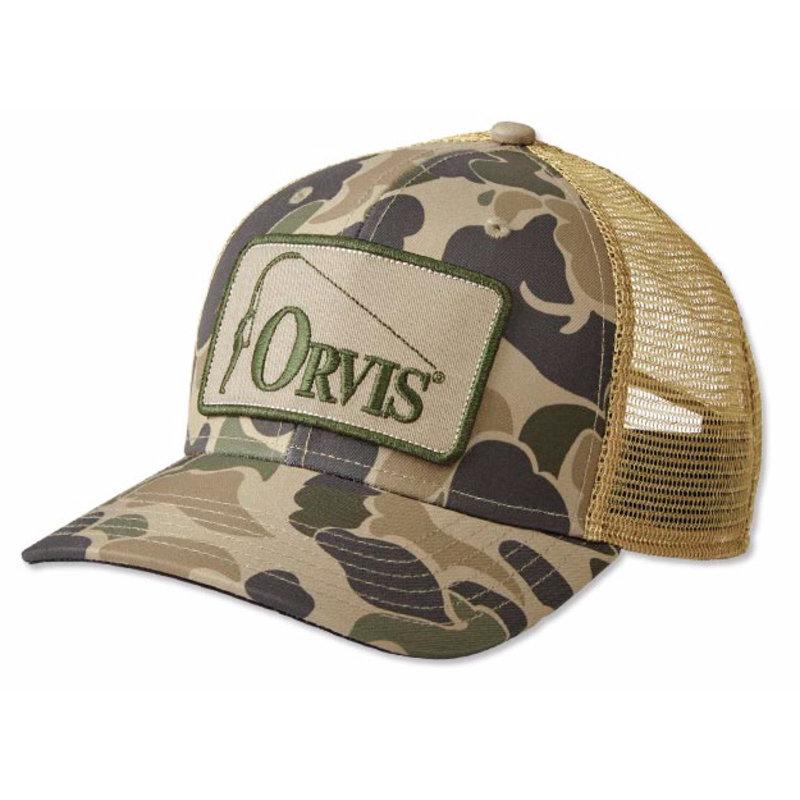 Retro Orvis Ball Cap
