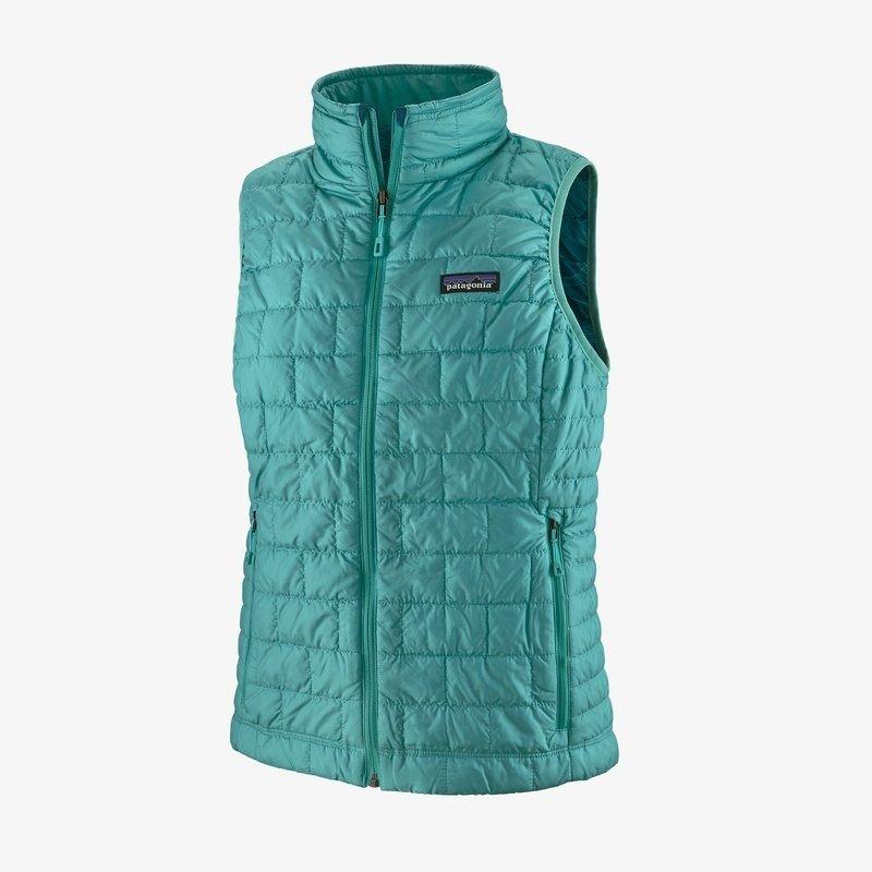 Patagonia Patagonia W's Nano Puff Vest | Iggy Blue
