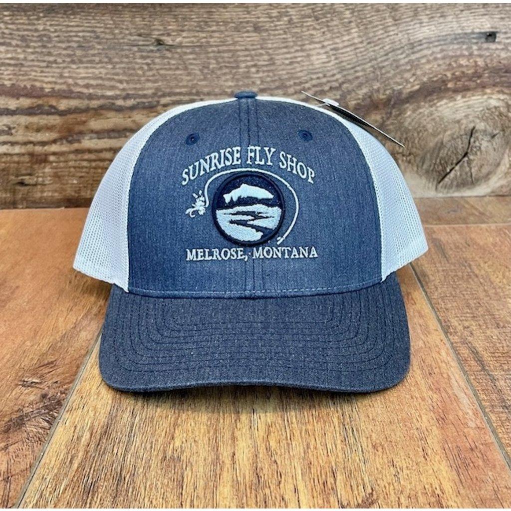 Richardson Sunrise Logo Hat | Low Pro Trucker