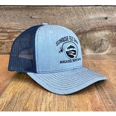 Richardson Sunrise Logo Hat | Trucker