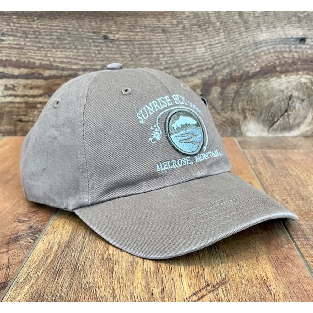 Richardson Sunrise Logo Hat | Garment Washed Twill