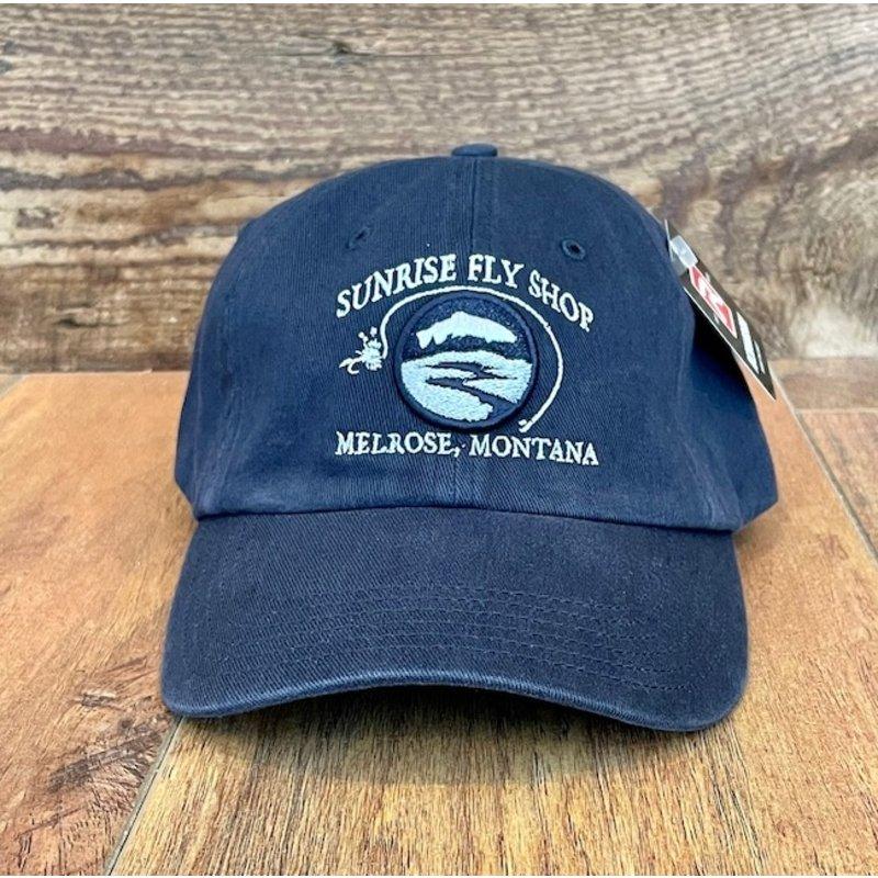 Richardson Sunrise Logo Hat | Garment Washed Twill