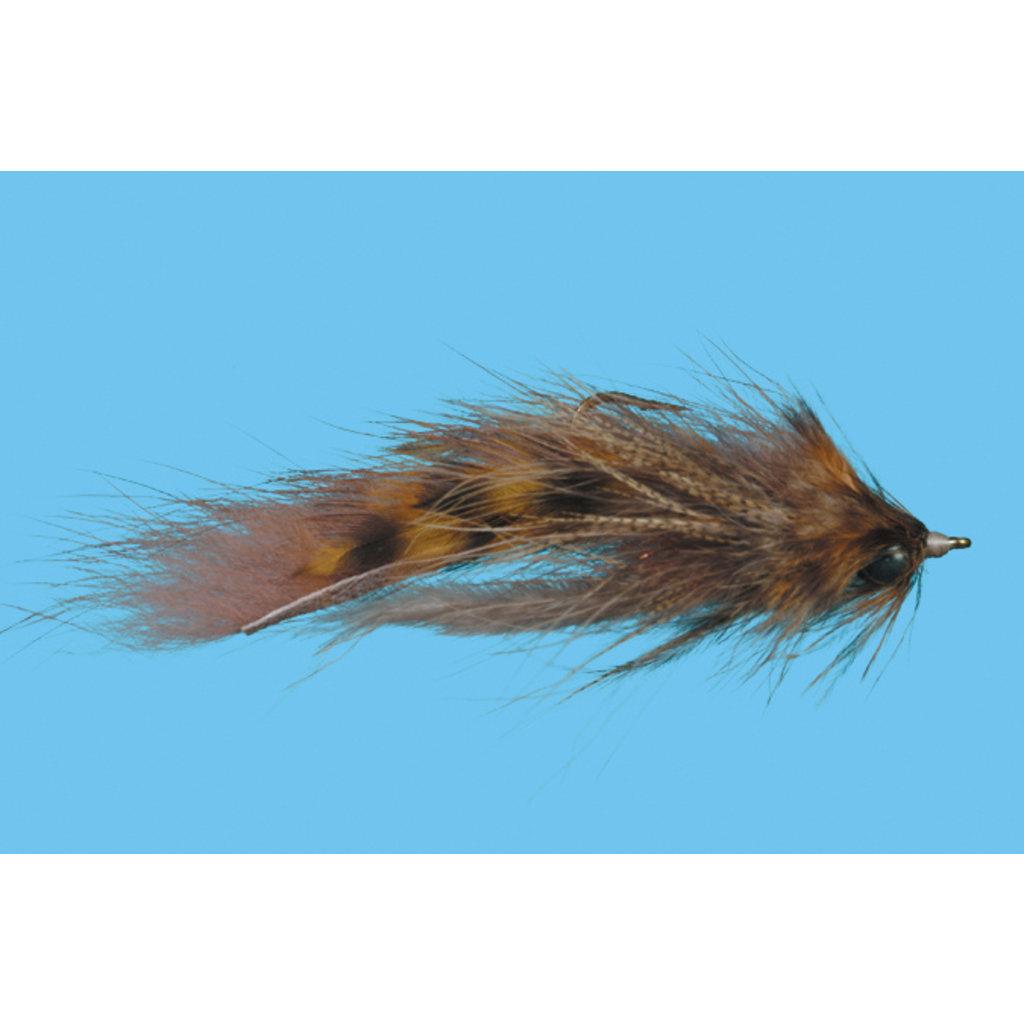 Solitude Fly Company Shiela Sculpin   Streamer   #4