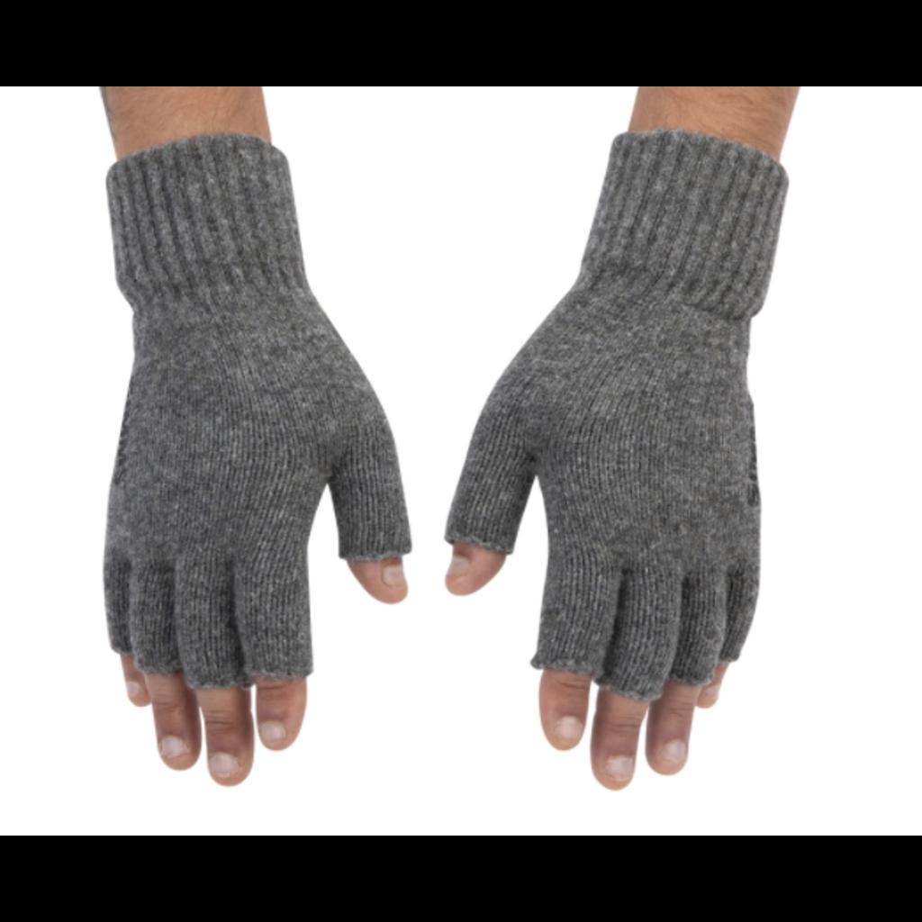 Simms Simms Wool Half Finger Mitt