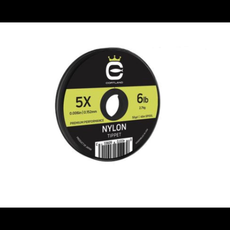 Cortland Cortland Nylon Tippet | 50 yds | 2x, 3x, 4x, 5x