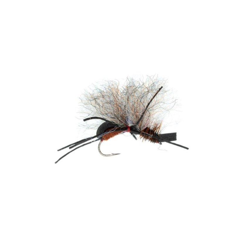 Umpqua Feather Merchants Big Fat Angie Craven | Dry Fly | Black #8