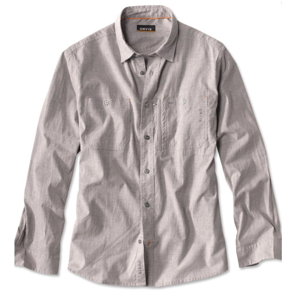 Orvis Flat Creek Linen Shirt