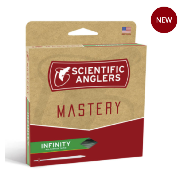 Scientific Anglers Mastery Trout Fly Line | Bamboo/Bucksin | Infinity