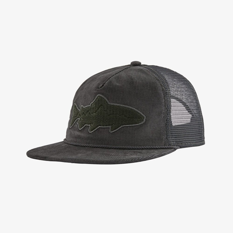 Patagonia Patagonia Fly Catcher Hat | Pigeon Blue | Classic Tan | Forge Grey