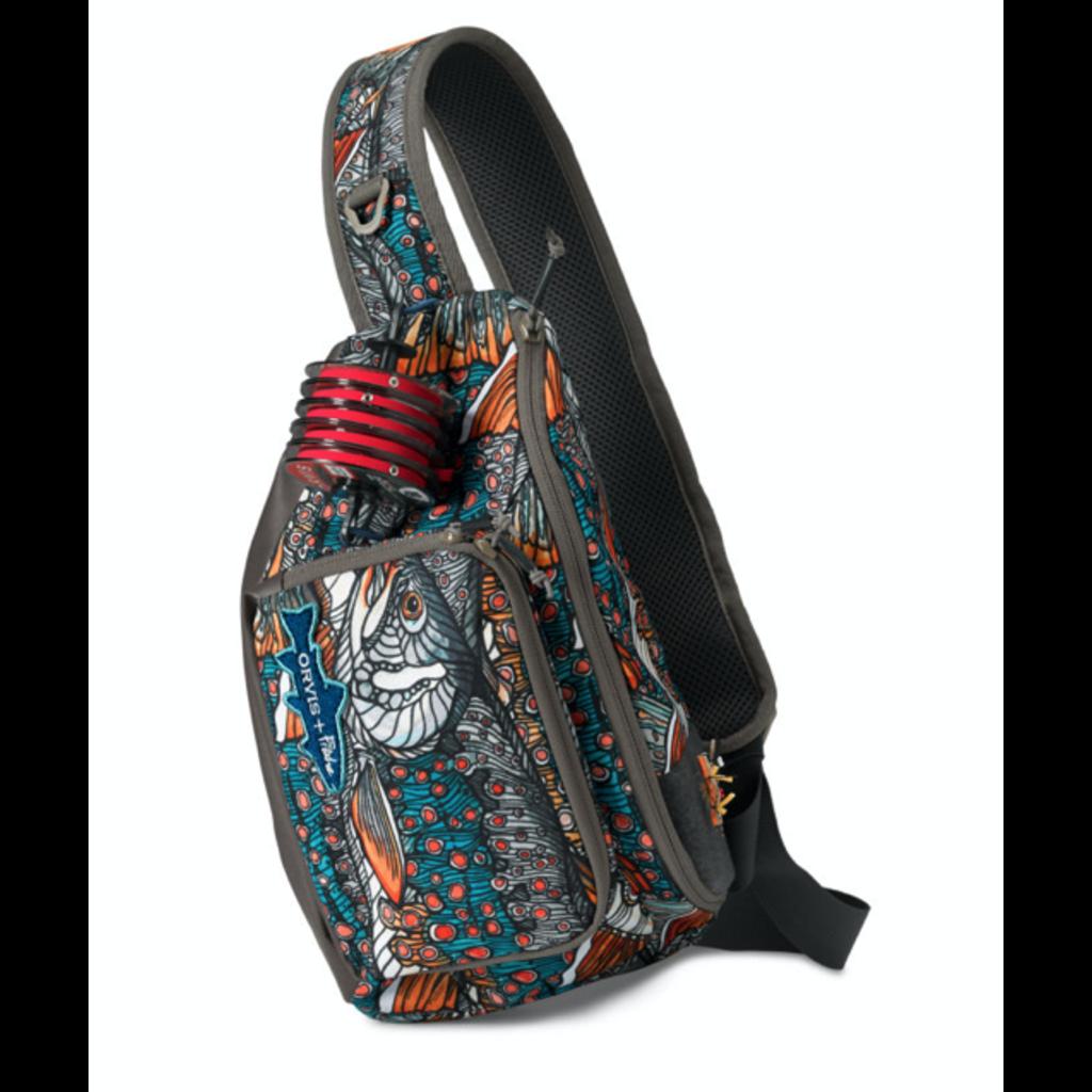 Orvis Mini Sling Pack   Fishiwear