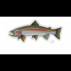 Underwood Rainbow Trout Sticker