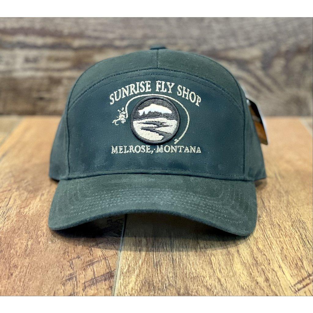 Richardson Sunrise Logo Hat | Pioneer Dark Olive ADJ