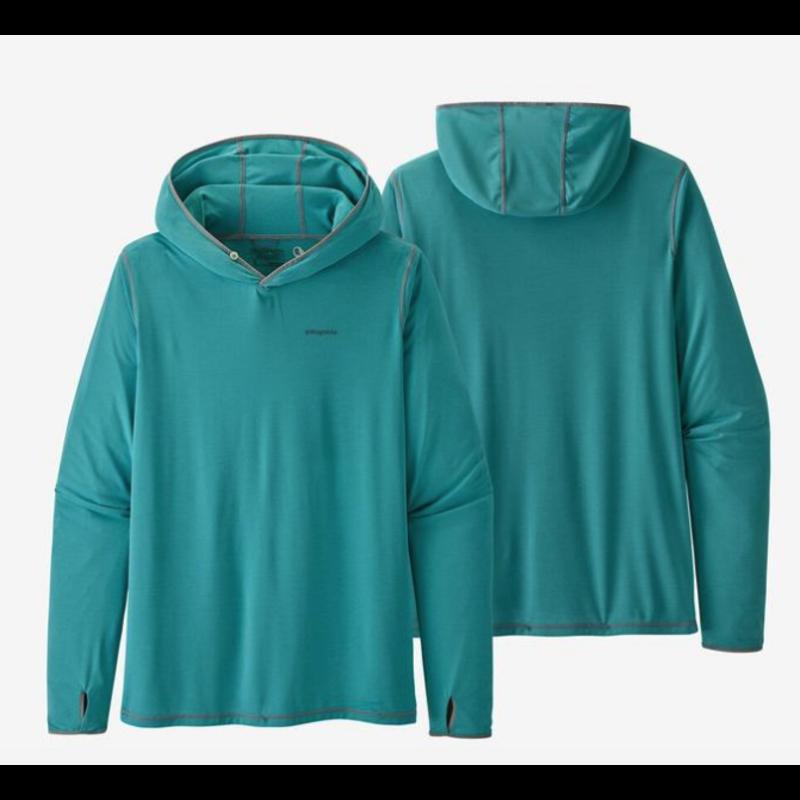 Patagonia Patagonia Tropic Comfort Hoody II | Rocksand Stainless | Iggy Blue | Fin Blue