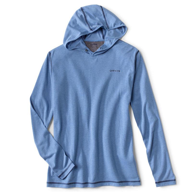 Orvis Drirelease Pullover Hoodie | Bright Cobalt