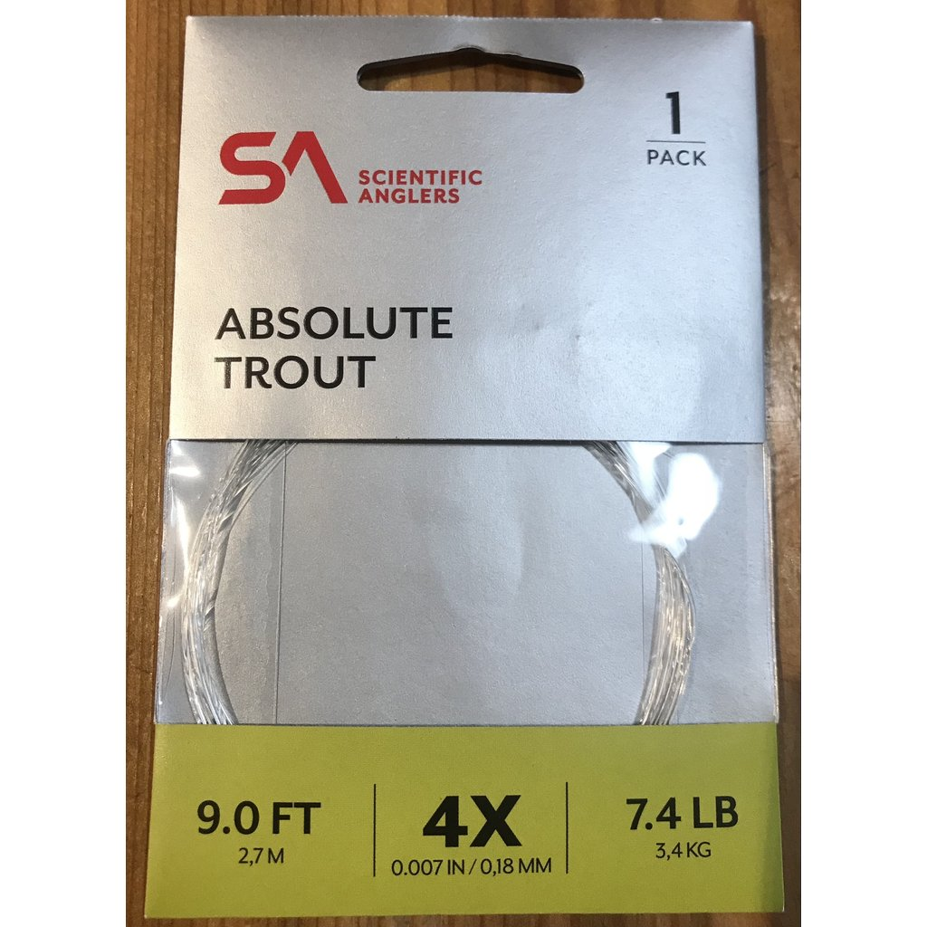 Scientific Anglers Scientific Anglers Absolute Trout Leader