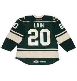 Lain #20 Green Jersey
