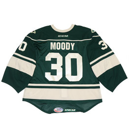 Moody #30 Green Jersey