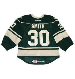 Smith #30 Green Jersey