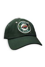 Korbin Green Buckle Hat
