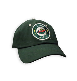 Korbin Green Buckle Hat