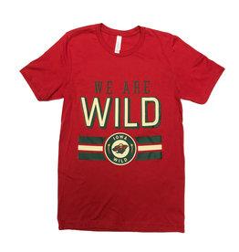 Cardinal We Are Wild T-Shirt