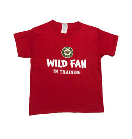 Youth Red Fan T-Shirt