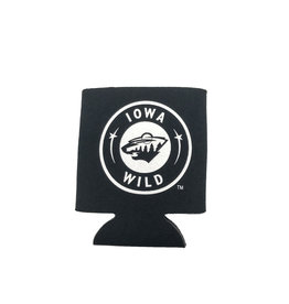 Black 12oz Koozie