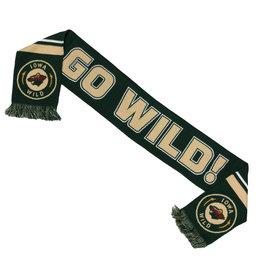 Go Wild Tight Knit Scarf