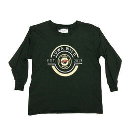 Youth Green Long Sleeve