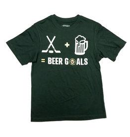 Beer + Hockey Tee