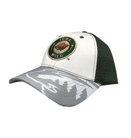 Braxton Bearhead Snapback Hat