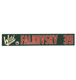 19-20 Falkovsky Training Camp Nameplate