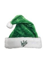 Iowa Wild Santa Hat