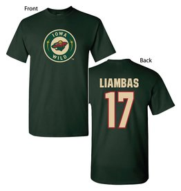 Liambas #17 Jersey T-Shirt