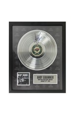Andy Grammer Signed Record Frame