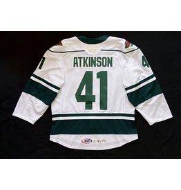 19-20 Atkinson #41 Game Worn Jersey (56)