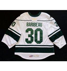 19-20 Baribeau #30 Game Worn Jersey (58G)