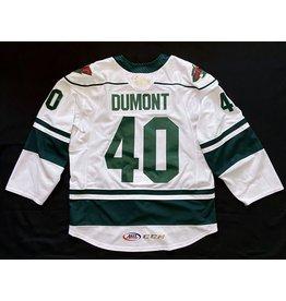 19-20 Dumont #40 Game Worn Jersey (56)