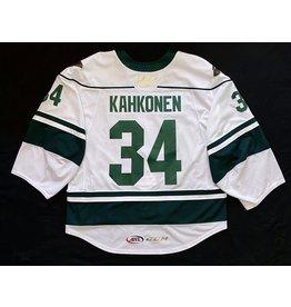 19-20 Kahkonen #34 Game Worn Jersey (58G)