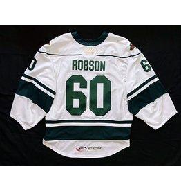 19-20 Robson #60 Game Worn Jersey (58G)