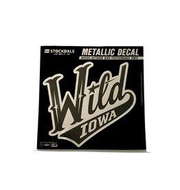 Metallic Decal