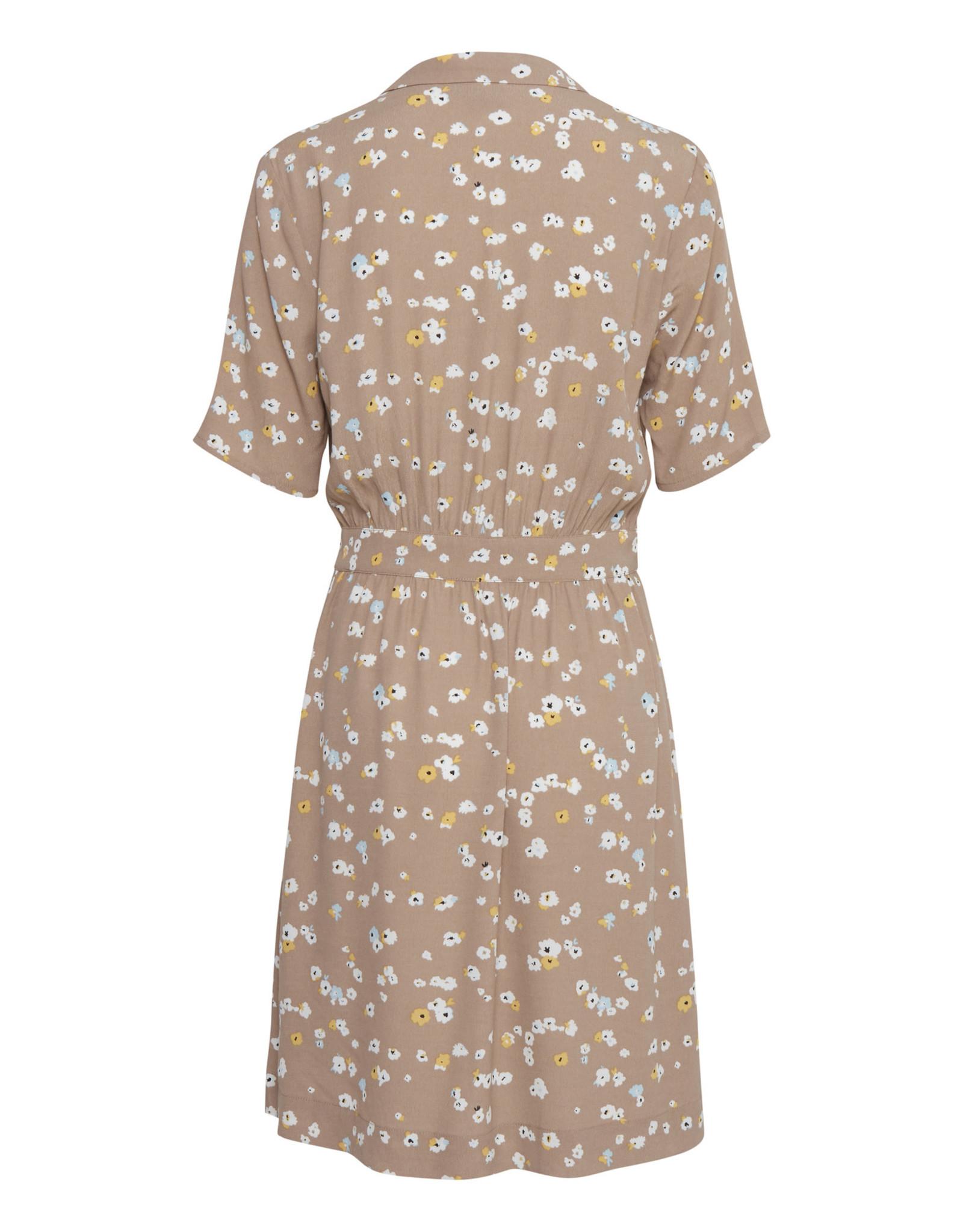 ICHI ICHI - Floral Print Dress