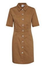 ICHI ICHI - Collar Button Dress