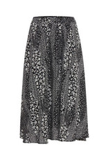 ICHI ICHI - Print Chiffon Skirt