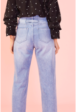 Mink Pink Mink Pink - Tuck Jeans