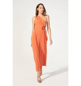 Mink Pink Mink Pink - Orange Jumpsuit