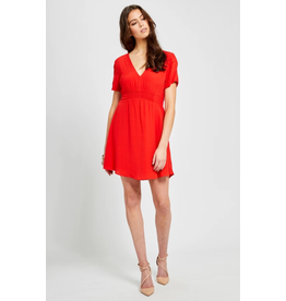 Gentle Fawn - Smocked Waist Dress