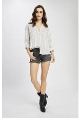 Gentle Fawn Gentle Fawn - Striped Button Up Shirt