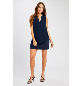 Gentle Fawn - Sleeveless Mini Dress